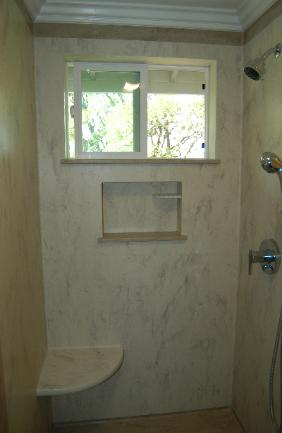 Seamless Showers Enclosures Sacramento Frameless Bathroom