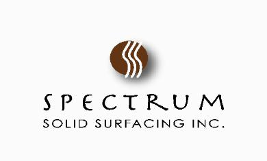 Spectrum Solid Surfacing. Inc